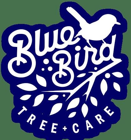 Bluebird Tree Care Logo