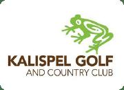 Kalispel Golf & Country Club logo.